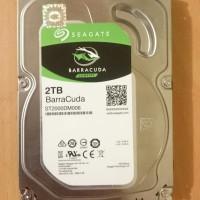 Hdd Pc Seagate 2TB 7200 Sata