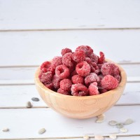 Frozen IQF Raspberry / Raspberry Beku 1 Kg