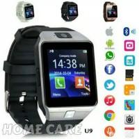 Sky U9 Jam Tangan Hp Smartwatch Touchscreen Gsm Putih