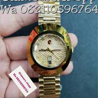 JAM TANGAN UNISEX RADO DIASTAR AUTOMETIC FULL GOLD SUPER PREMIUM AAA 9cdf3167e3