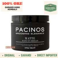 Pacinos Matte Pomade Original Impor Murah