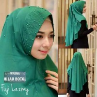 PROMO 3 Hari GROSIR HIJAB FUJI LAZMY Instan/ Grosir Hijab