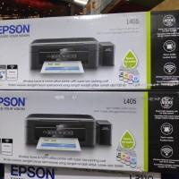 printer epson L405 wifi direct epson L405 original
