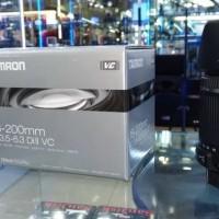 Lensa Tamron 18-200 VC For Canon Nikon
