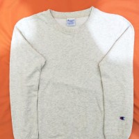 Champion Sweater Crewneck Grey for woman