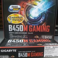 Gigabyte B450M Gaming (AMD B450,AM4,DDR4) Support Pannicle Ridge
