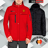 JAKET MU RED MAYER WATERPROOF