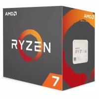 PROCESSOR AMD Pinnacle Ridge Ryzen 7 2700 Box