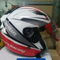 Helm HRR half face kyt