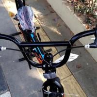 Sepeda Anak Bmx 20 Polygon Blizzard Sepeda Alloy Matt Black