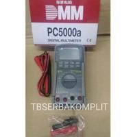 Jual Sanwa PC5000a True RMS Digital Multimeter Multitester 5 Murah
