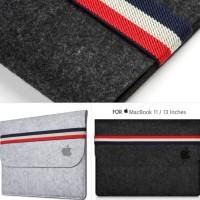 Harga berkualitas tas laptop sleeve felt macbook pro air softcase   Hargalu.com