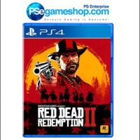 PROMO PS4 RED DEAD REDEMPTION 2 REG3 /ENGLISH (RELEASE OCTOBER 26,