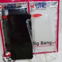 SAMSUNG GALAXY A7 2018 A750 UME BIG BANGCASE SARUNG PELINDUNG HP CLEAR