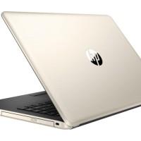 BRAND RESMI Laptop HP 14 Amd A9 RAM 4GB 1TB HDD R5 windows 10