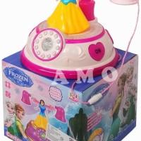 Best Seller! Mainan Hp telepon anak perempuan frozen 901-370 Terbatas!