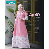Alnita AG 40 peach