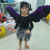 Bat Wing Sayap Kelelawar Halloween Costume Kostum