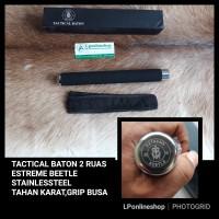 Baton stik 2 ruas Tactical Baton 2 ruas