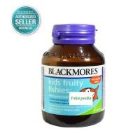 Blackmores Kids Fruity Fishies 30 s / Vitamin Anak OMEGA 3 BPOM KALBE