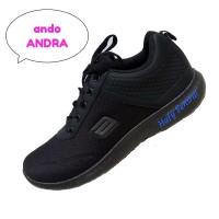 Harga Sepatu Olahraga Warna Hitam Travelbon.com