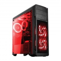Casing Infinity Magma - Black (2 Fan)