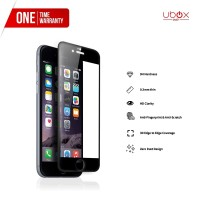 Tempered Glass iPhone 7 - UBOX 3D Full Covered - Anti Glare
