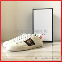 eeb56c56a1c SEPATU GUCCI TIGER ACE EMBROIDERED SNEAKERS WOMAN original
