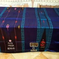 Sarung Tenun Sutra Mega Hidayat 420 Premium diatas bhs sgf sge lamiya
