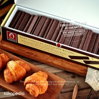 COCOA Batons Coklat Chocolate Compound Sticks Tulip Cokelat 250 gr