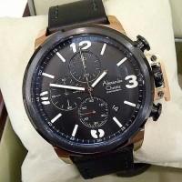 Jual Jam tangan pria Alexandre Christie AC 6280 MC LBRBASL Tali Kulit Murah