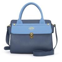 NEW ARRIVAL! Alibi Paris Tas Bahu Wanita Nelary Blue Bag-T5055B6