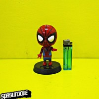 Pajangan Solar Figure Spiderman