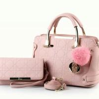 Tas Hand Bag Mozana 2 In 1 Fashion Wanita Korea Bahan Kulit Pu Dnp548. Rp  220.000. Produk TAS HAND BAG POLO XIDI ORIGINAL ... 5a40acb5da