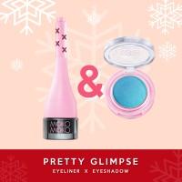 Pretty Glimpse Bundle (Moko Moko Eyeliner Gel & Eyeshadow)