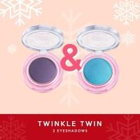 Twinkle Twin Bundle (2pc Eyeshadow)