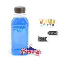 Botol Plastik PET 250 ml Cimory Cimori Milky Susu Yogurt Tutup Tinggi