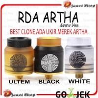 RDA ARTHA / ARTA 24 MM BUKAN TSUNAMI DRUGA VGOD PICO SUBOX