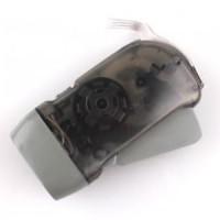 Hand pressing flashlight senter pompa barang unik china reseller