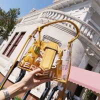 tas wanita kuning handbag impor murah cewek