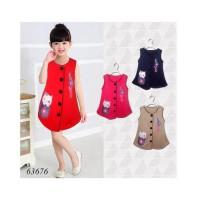 Harga baru baju dress anak perempuan fashion 05 4663 lainnya | WIKIPRICE INDONESIA