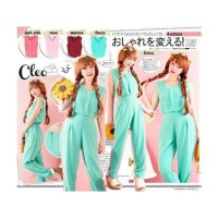 Harga baru baju jumpsuit wanita 040 010 lainnya | WIKIPRICE INDONESIA
