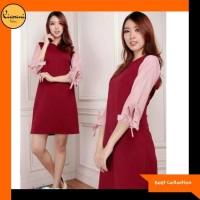 Baju Mini Dress Wanita 515 - Atasan Wanita 515