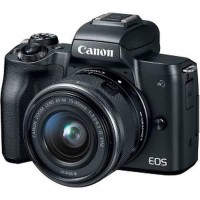 Harga canon eos m50 mirrorless digital camera with lens 15 45mm | Pembandingharga.com
