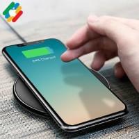 Harga diskon apple wireless charger iphone charging pad iphone x 10 8 | Pembandingharga.com