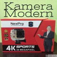 kamera actioncam Nexpro dream 001 bonus memory 8gb & tongsis