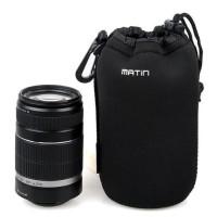Harga matin neoprene soft camera lens case pouch medium size m new   WIKIPRICE INDONESIA