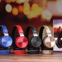 Headphone Bluetooth JBL handsfree headset bluetooth wireless HM-02