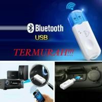 Usb Bluetooth receiver Music + Call Audio Receiver Plug & Play adapter