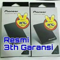 SSD PIONEER 120GB 2.5 SATA garansi resmi original Berkualitas